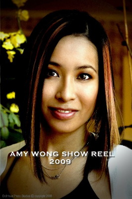 Amy Wong Show Reel 2009