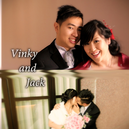 Vinky and Jack's Wedding